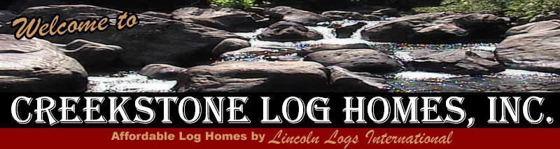 Creekstone Log Homes